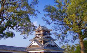 熊本城の宇土櫓