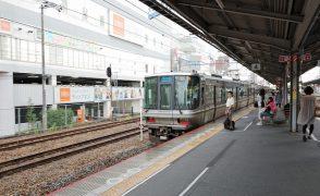 高槻駅 新快速