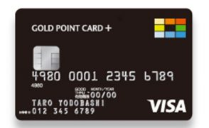 GOLD POINT CARD +