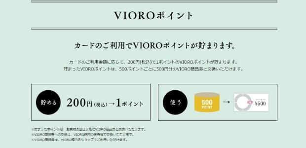ヴィオロカードメリット2