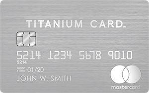 ラグジュアリーカード Titanium Card
